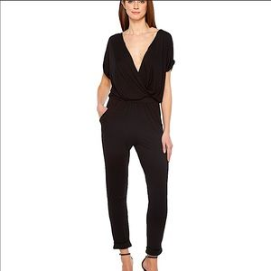 YFB Black Colleen Jumpsuit